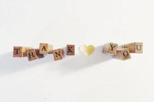 зачем говорить спасибо