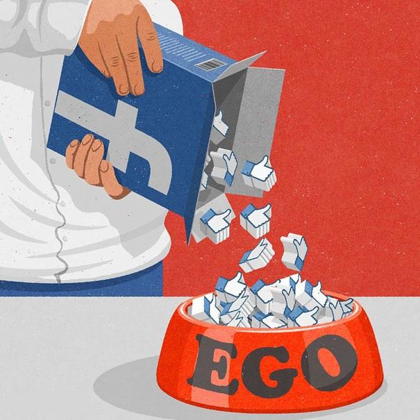 лайки, вред соцсетей