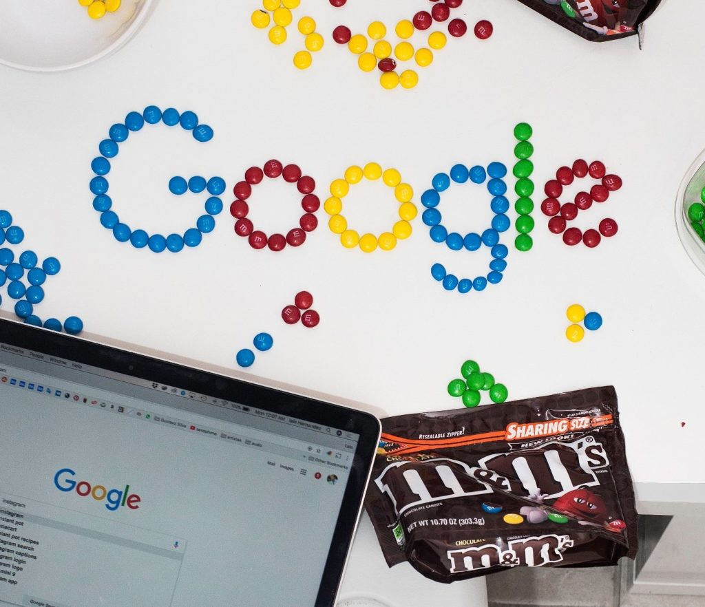 эффект гугл m&m