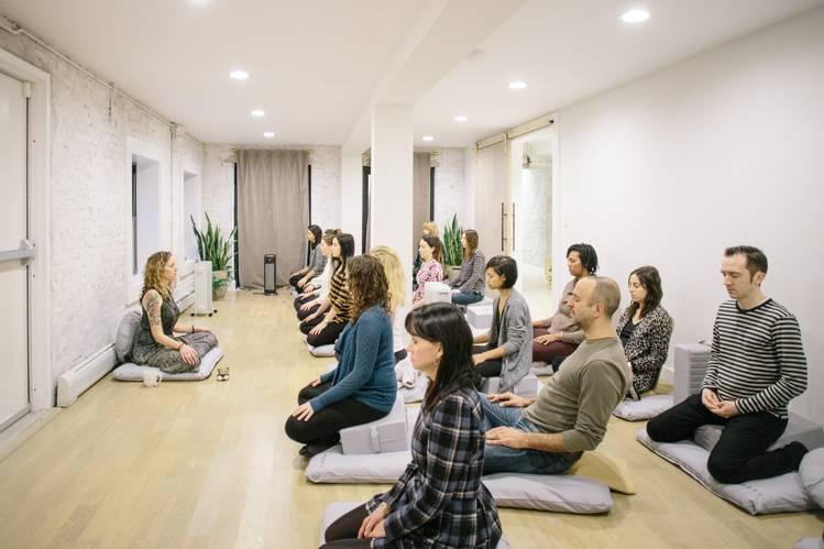 медитация майндфулнесс